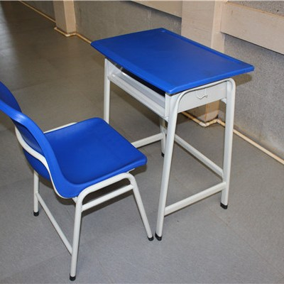 H1076e School Plastic Table And Chair For Kids