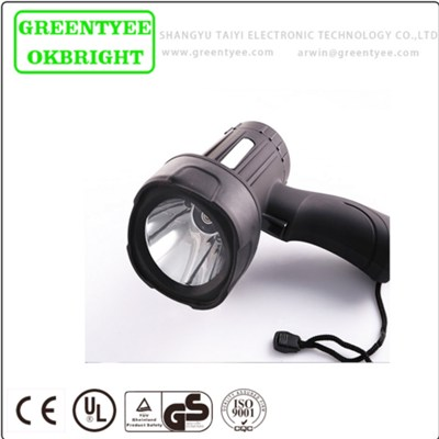 CE Professional Design Durable Rechargeable Flash Torch Light Long Range