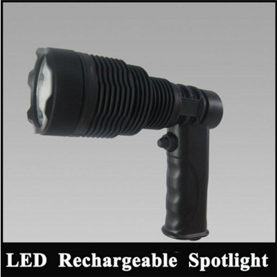 Up To 300m Beam Led Flashlight For Searching