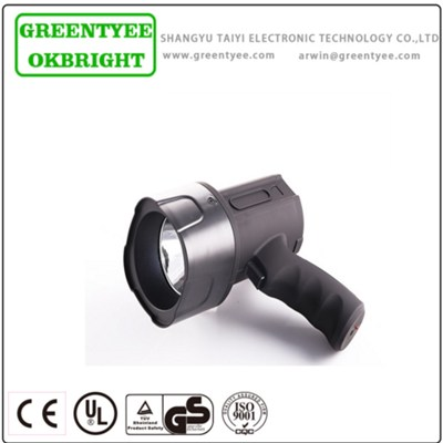 High Power Rechargeable Creee Led Flashight LED High Power Spotlight