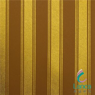Whole Sale Price Decorative Metallic Wallpaper Pvc Cheap Wall Coating Panels For Walls LCJH0028153
