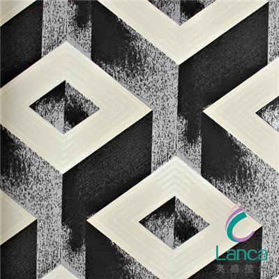 PVC Home Decorative 3d Design Wallpaper For Club LCPX049-99004