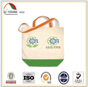 Green Fashion cotton bags