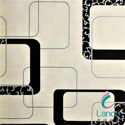 Fashionable Good Price 3d Wallpapering LCPX024BL-90201