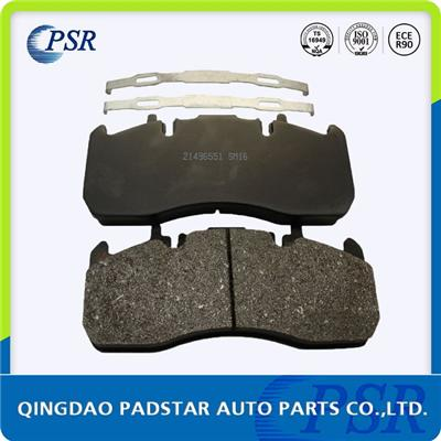 Brake Pad Wva 29173 For Renault Volvo Truck