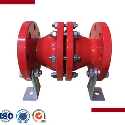 Cast Steel End Line Deflagration Flame Arrestor