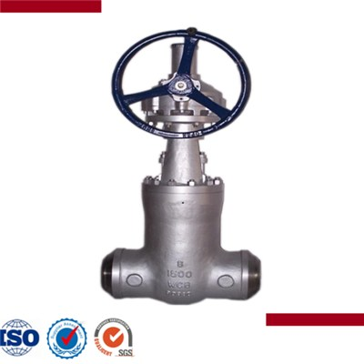 Carbon Steel Pressure Seal Gate Valve