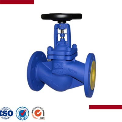 Carbon Steel Bolted Bonnet Flanged Globe Valve