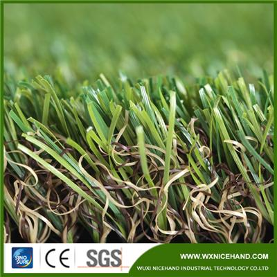 Four Color Apple Green Synthetic Grass Manufacturer