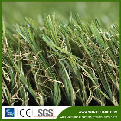 V Shape Garden Landscaping Turf Grass