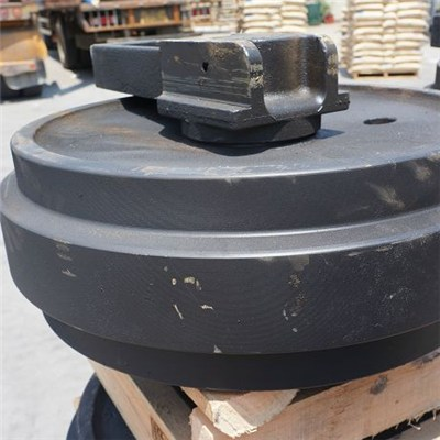 Bulldozer undercarriage parts front idler roller