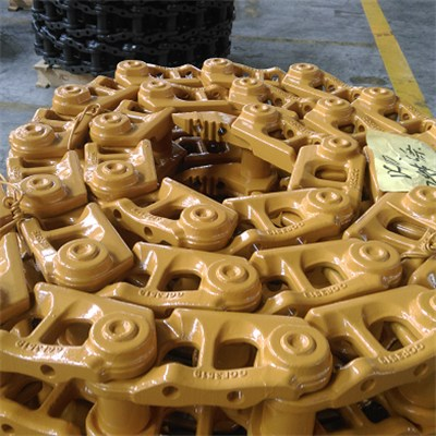 best price yellow or black track link for dozer,Track link,chain assy,track group for excavator