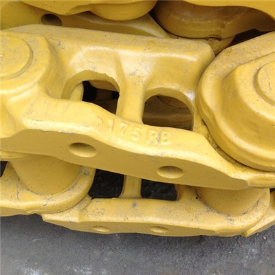 Excavator track chains,dozer tracks chain,undercarriage track chain