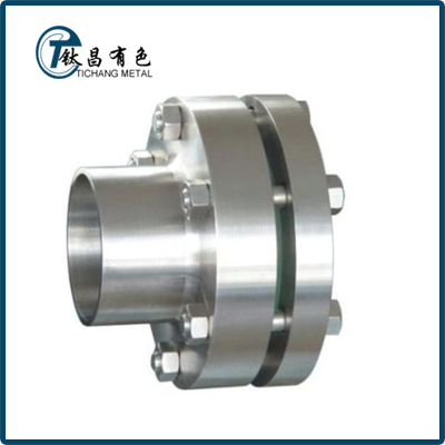 High Strength Titanium Alloy Ring Joint Flanges