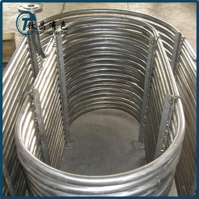 Titanium Heat Exchanger Coil