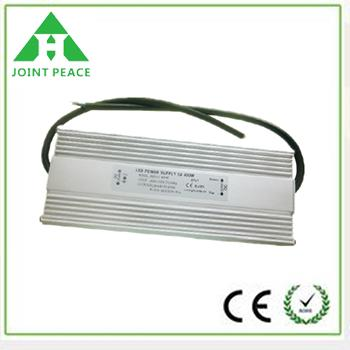 300W IP67 Waterproof Constant Voltage LED Power Supply