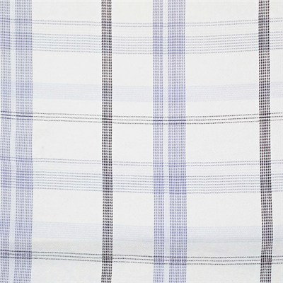 Dreamlike Check Design Pure Rayon Yarn Dye Fabric