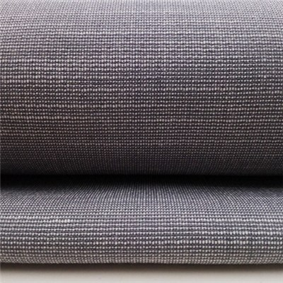 Linen Style Plain Looking Polyester Rayob Fabric