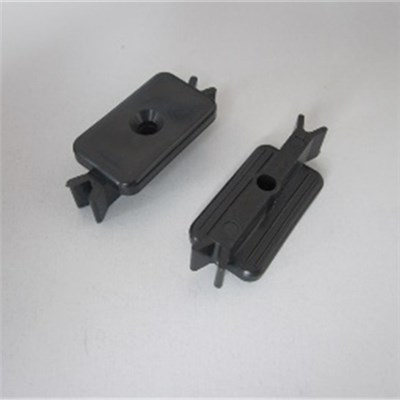 High Quality Plastic WPC Deck Clips Accessories