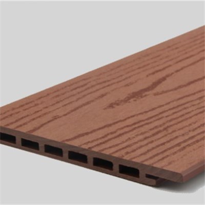 Competitive Price Waterproof Wood Plastic Composite WPC Wall Cladding 145x24.5mm
