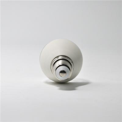 LED SMD Bulb Clear Cover C37T With Tail Large Beam Angle 240° Plastic And Metal E14 Base 6W