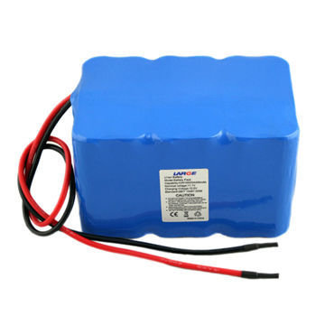 Battery Manufacturer 3S10P Connection 11.1V 20Ah 18650 Lithium Ion Battery Pack for Water Quality Monitor