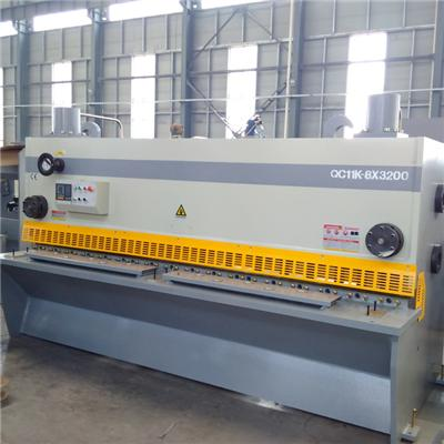 Yawei 3.2m Hydraulic Guillotine Shear Machines