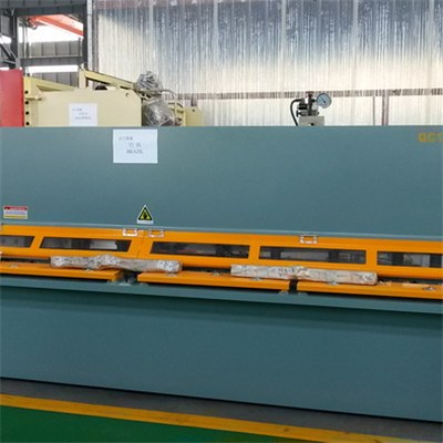 Yawei Metal Guillotine Machine