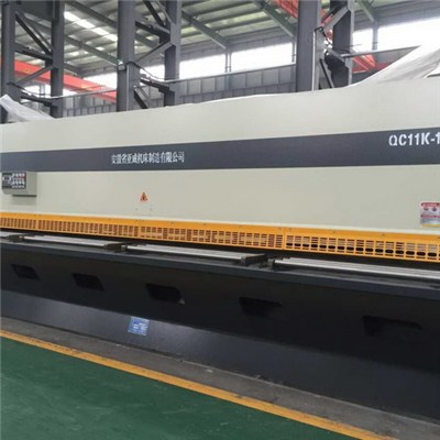 6m Large Metal Plate Cutting Machinery