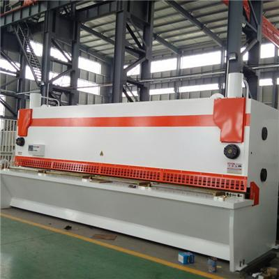 12mm Plate Cutting Machine 6m Metal Length