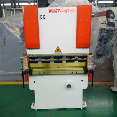 Yawei Mini Press Brake Machine