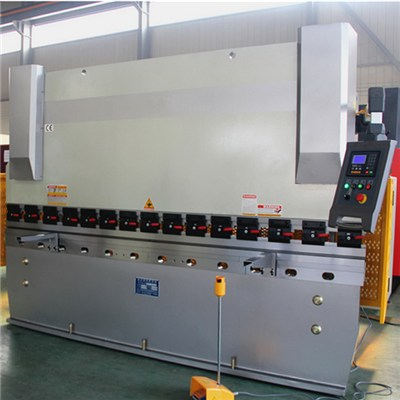 2 Axis Press Brake Machine-63T2500