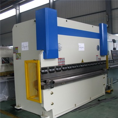 Hydraulic Press Brakes Machines-125T