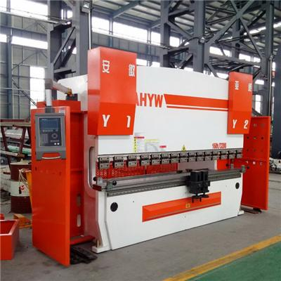 Yawei Hydraulic CNC Press Brake Machines-160T