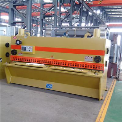 10mm Hydraulic Guillotine Shearing Machines