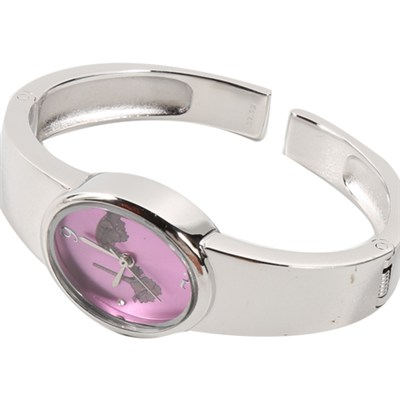 Silm Custom Bangle Quartz Dress Watch For Women