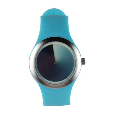 Custom Silicone Band Ladies Sport Watch