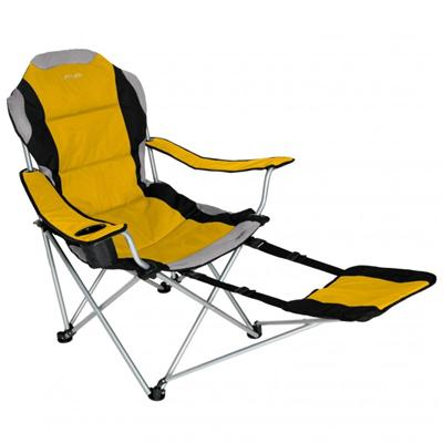 Favoroutdoor Camping Folding Chair With Footrest
