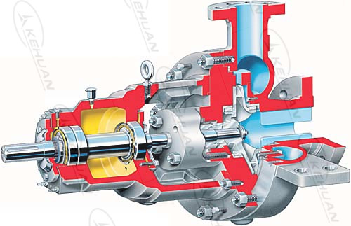 API610 OH2 PUMPS(Centreline-mounted,single stage overhung centrifugal pumps)