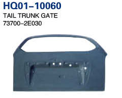 Tucson 2003 Trunk Lid, Boot Cover, Trunk Lid Gate (73700-2E030)