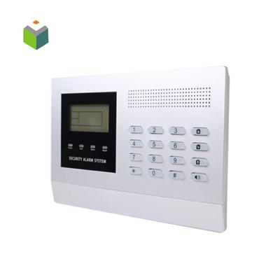 99 + 8 zone LCD Display Wireless Home Alarm System AJ-390
