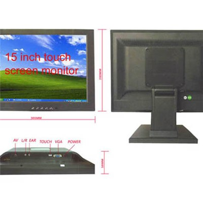 10.4-inch touch screen monitor with HDMI
