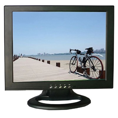 10.4 inches LCD monitor for shop, hotel, business hall, education