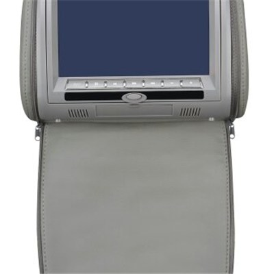 9 Inch Clip on Headrest Monitor with Touch Screen