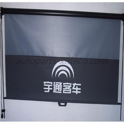 Bus Window Sun Screens/Car Window Shades/Roll Down Shades/Outdoor Blinds