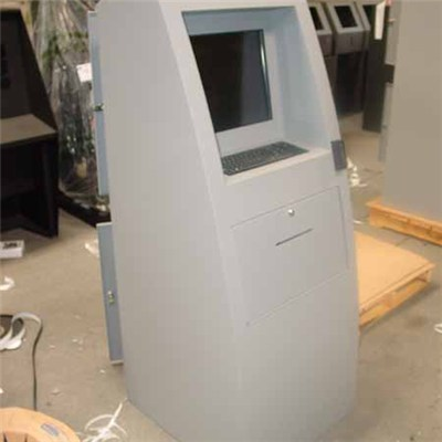 Customzied Information Electronic Kiosk Enclosures