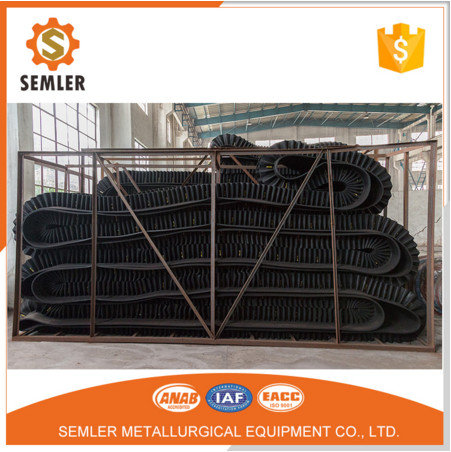 Nn/Ep Cc Rubber Conveyor Belt Scale, Sidewall Conveyor Belt By China Manufacturer