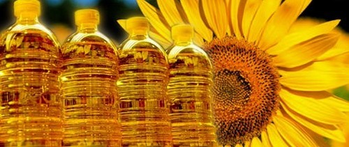 Sunflower oil refined  PET 0,9/1,0/ 5L