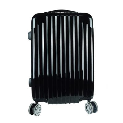 Good-Quality Aluminum Trolley Travel Case And Four-wheel Luggage Case