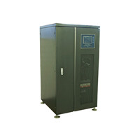 10KW - 200KW three-phase power-frequency inverter with AC charger and utility power bypass mode